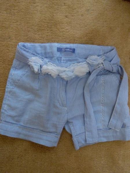 Обалденные шортики Gaialuna Италия девочке 3-4 лет