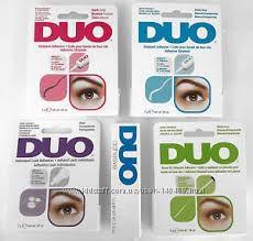Клей для накладных ресниц DUO, Eylure Lashfix Adhesive