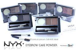 Пудра для бровей NYX EYEBROW CAKE POWDER купить оригинал