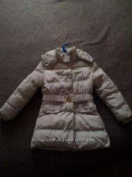 Дутое зимнее пальто BestKids