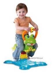 Прыгунки Vtech Frog Лягушка VTech Count and Colors Bouncing Frog Toy