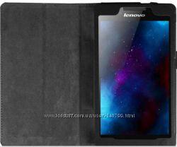 Обложка чехол черного цвета для планшета Lenovo Tab 2 A7- 20F