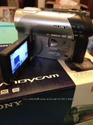 Видео камера Sony DCR -dvd308e