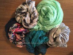Весенние шарфики