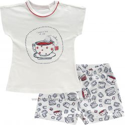 Красивая пижамка Chicco для девочек