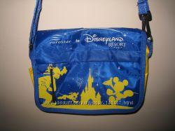 Детская сумка почтальонка Disneyland