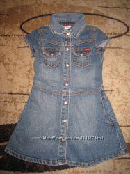 Платье GUESS на 4 - 5 лет