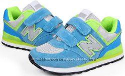 Детские кроссовки New Balance в наличии 31-35 размеры