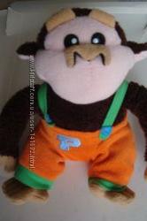 Мягкая игрушка- обезьянка