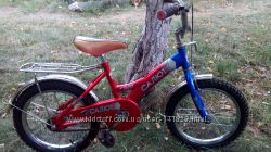 Велосипед Салют 16 диаметр колес