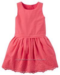 Нарядное платье Carter&acutes в размере 4t на рост 98-105см