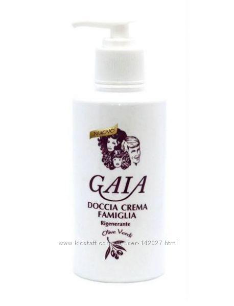Супер-цена Gaia Крем-гель для душа, 300 мл. - 3 вида.
