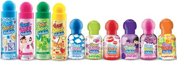 BON BONS детские духи, парфюмы, Италия.