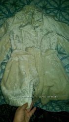 Супер модная зимняя шубка  из мутона