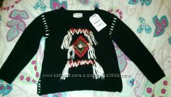 Продам новый свитер Zara на 6 лет