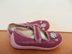 Текстильные туфли Nazo