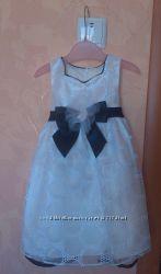 Продам шикарное фирменное платье BONNIE BABY