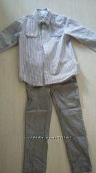 стильный костюм Kanz одет 2 раза