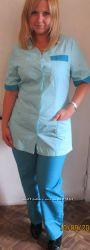 Медицинские костюмы в наличии, размеры разные