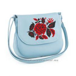 Женские сумочки с  вышивкой сбор заказа