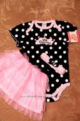 Нарядный комплект для маленькой принцессы