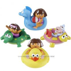 Munchkin и ALEX Toys игрушки для купания