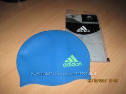 шапочка для плавания в бассейн adidas р. NS
