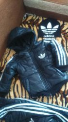 Адидас, Adidas теплезные, стильнячие комбезиы