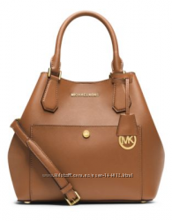 Сумка Michael Kors Large Saffiano Leather Grab Bag новая в упаковке