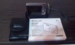 Фотоаппарат Casio Exilim EX-S770 Premium Silver