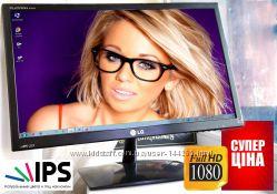 FULLHD IPS монитор LG IPS235T 23 дюйма Точная Цвета-передача DVI VGA