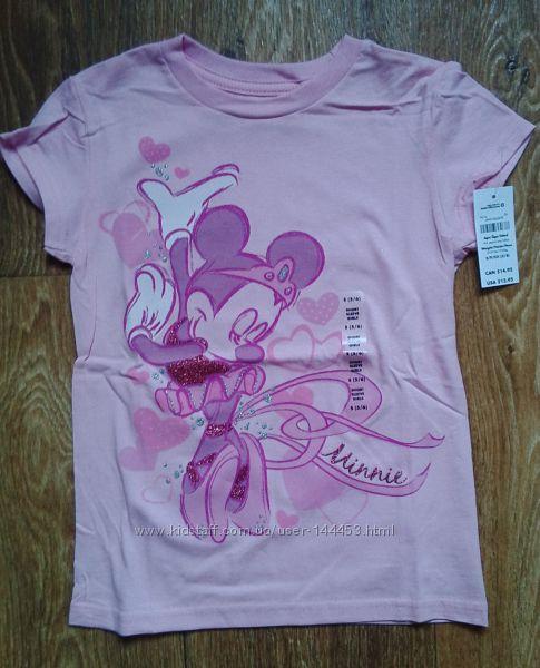Новые красивые футболки для девочки
