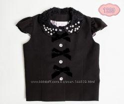Школьные блузы, жилеты от ТД Ангел Моне, скидки