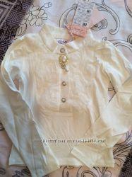 Блузочки для первоклашки