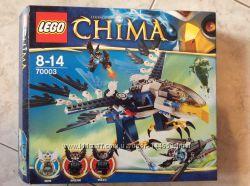 Lego Перехватчик Орлицы Эрис The Legends of Chima 70003 оригинал