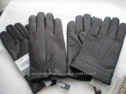 перчатки кожа-LUX - большой выбор - ISOTONER США 60y. e. , L-XL
