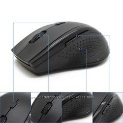 Беспроводная игровая мышка 6 кнопок 2, 4Ghz