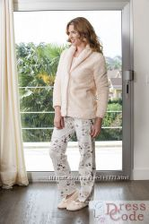 Женская пижама и кофта софт HAYS 4067. Все размеры