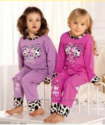 Детская качественная польская пижама PETTINO 98см