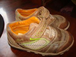 Кожаные туфли кроссовки Clarks Light р. 4, 5G 13, 5см стелька