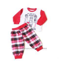 Пижамы детские для мальчиков и девочек.