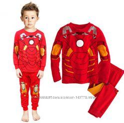 Пижама для маленького супер героя
