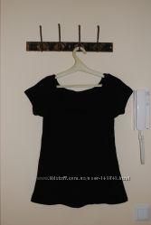 Кофта для беременных с коротким рукавом