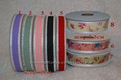 Декоративные ленты разные