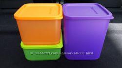 набор контейнеров Кубикс тапервер tupperware