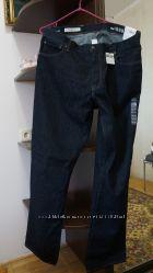 Фирменные мужские крутые новые джинсы GAP большого размера