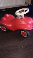 Неубиваемая машинка-толокар BIG BOBBY CAR, Германия