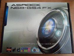 Новая материнская плата ASROCK N68-GS4 FX SocketAM3