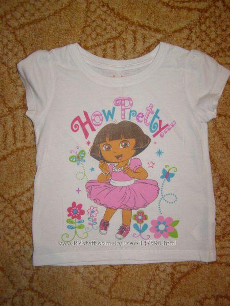 Летние футболочки Carters Childrensplace