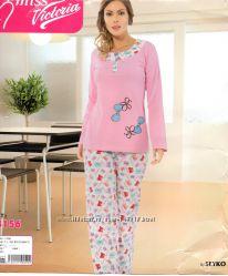 Теплые пижамы и комплекты